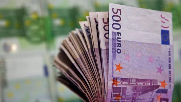 Euró pénzek